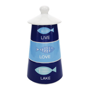 Lake by We People - Stackable 100% Soy-Filled Candles (Set of 3)