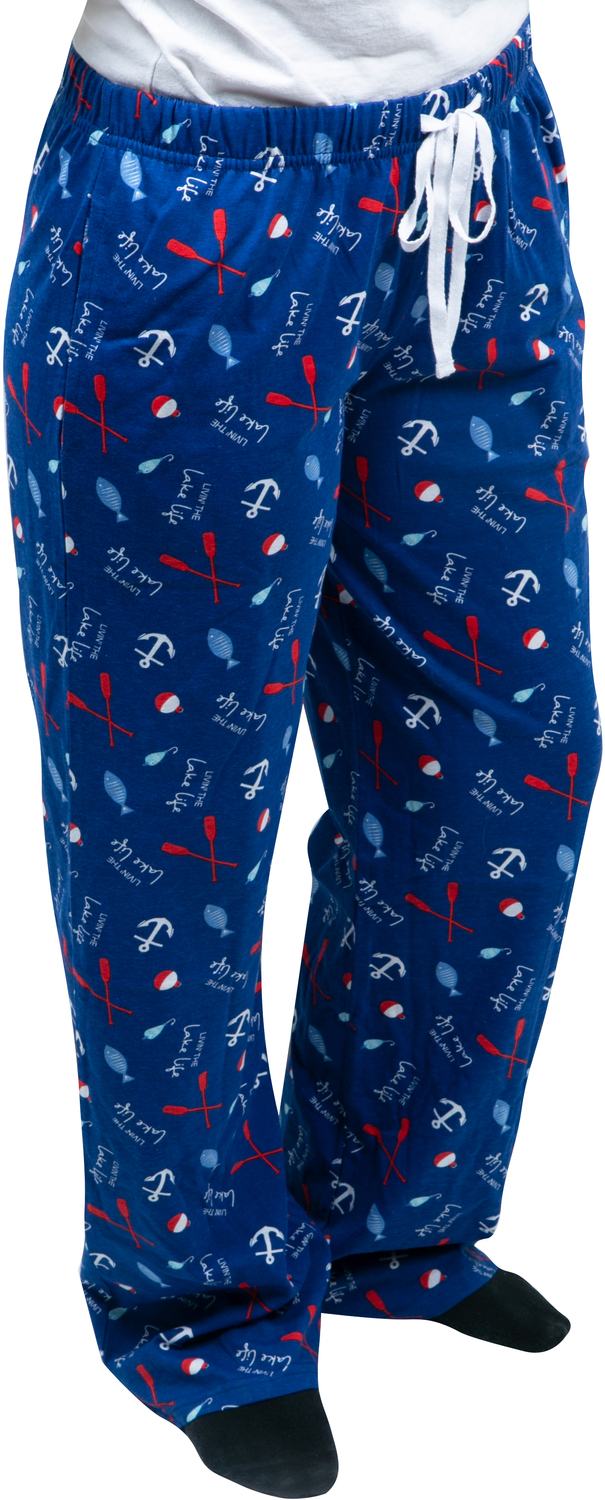 Lake Life by We People - Lake Life - XS Navy Unisex Lounge Pants