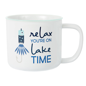 Lake Time by We People - 17 oz Mug