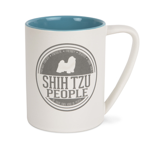 Shih Tzu People by We Pets - 18 oz Mug