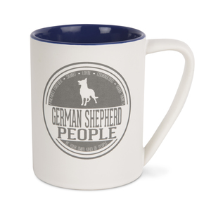 German Shepherd People by We Pets - 18 oz Mug