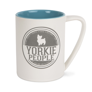 Yorkie People by We Pets - 18 oz Mug