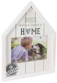 "Dog People by We Pets - 8"" x 10.5"" Frame (Holds 6"" x 4"" Photo)"