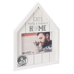 "Cat People by We Pets - 8"" x 10.5"" Frame (Holds 6"" x 4"" Photo)"