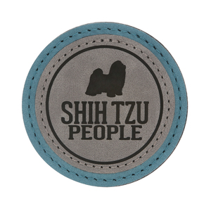 "Shih Tzu People by We Pets - 2.5"" Magnet"