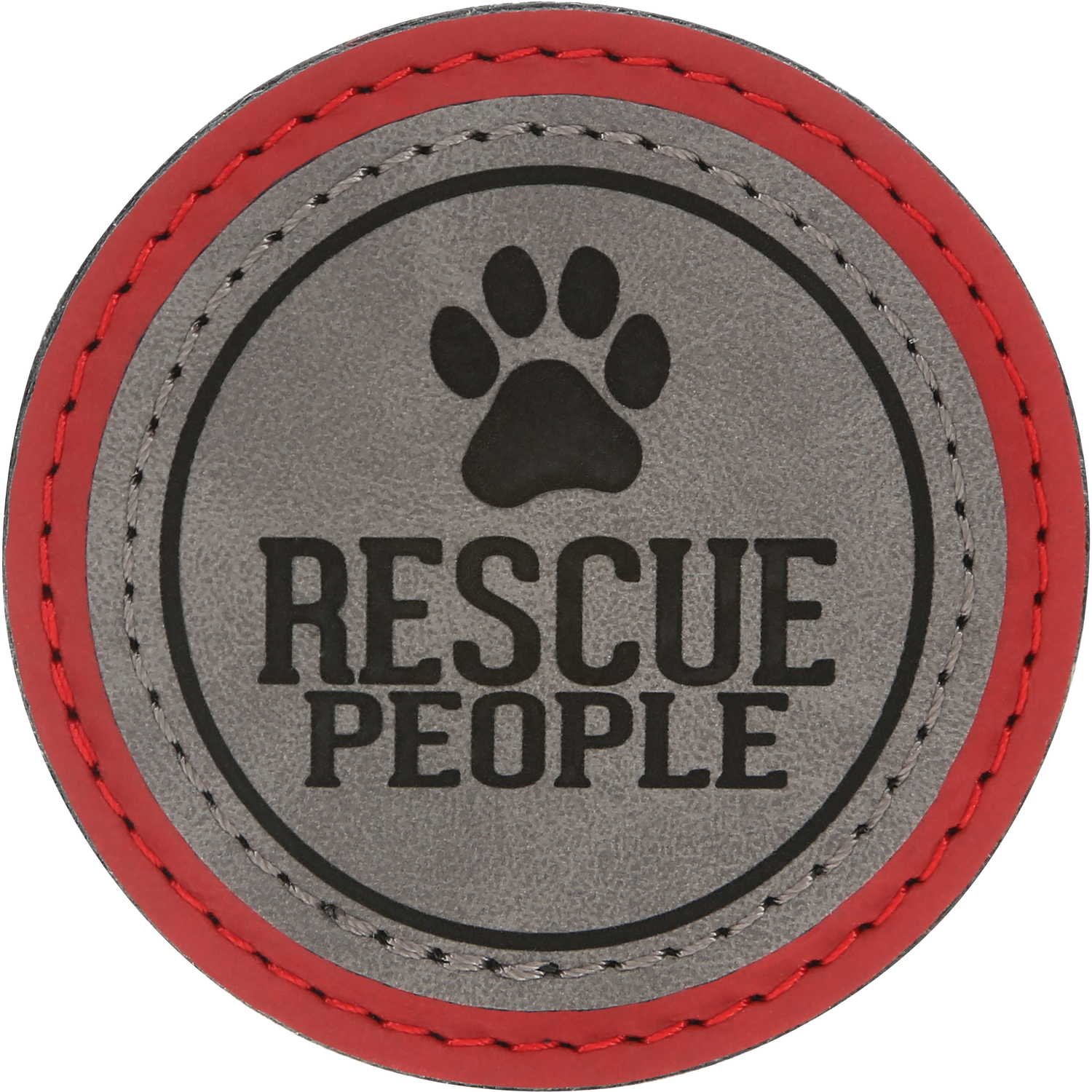 "Rescue People by We Pets - Rescue People - 2.5"" Magnet"