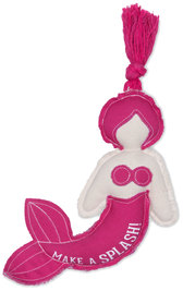 "Splash by We Pets - 8.5"" Canvas Dog Toy on Rope"