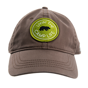 Camp Life by We People - Cocoa Brown Adjustable Hat