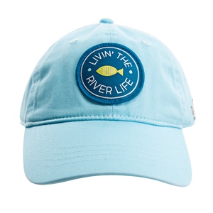 River Life by We People - Light Teal Adjustable Hat