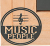 Music People by We People - Closeup