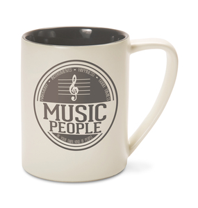Music People by We People - 18 oz Mug