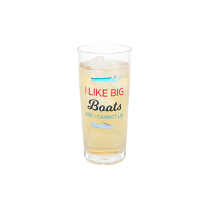 Big Boats by We People - 11 oz Tritan Highball Glass