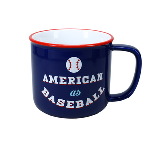 American by We People - 17 oz Mug