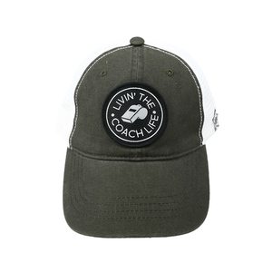 Coach Life by We People - Dark Gray Adjustable Mesh Hat