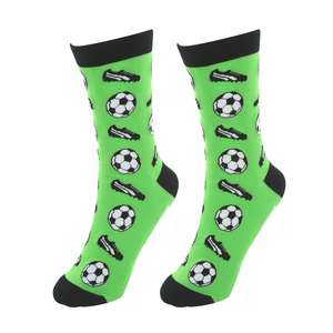 Soccer Life by We People - S/M Unisex Socks