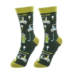 Golf Life by We People - S/M Unisex Socks