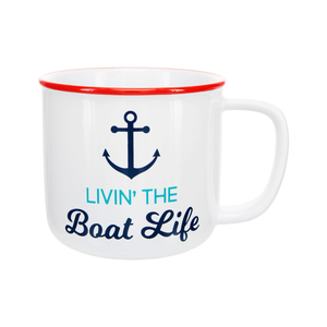 Boat Life by We People - 17 oz Mug