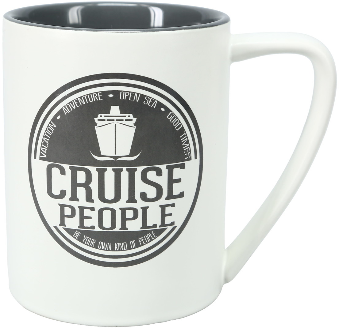 Cruise People by We People - Cruise People - 18 oz Mug