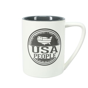 USA People by We People - 18 oz Mug