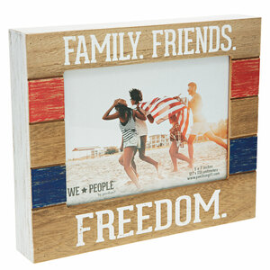 "USA People by We People - 9"" x 7.25"" Frame (Holds 5"" x 7"" photo)"