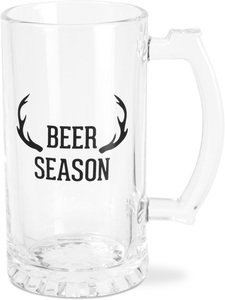 Beer Season by Man Crafted - 16 oz Beer Stein