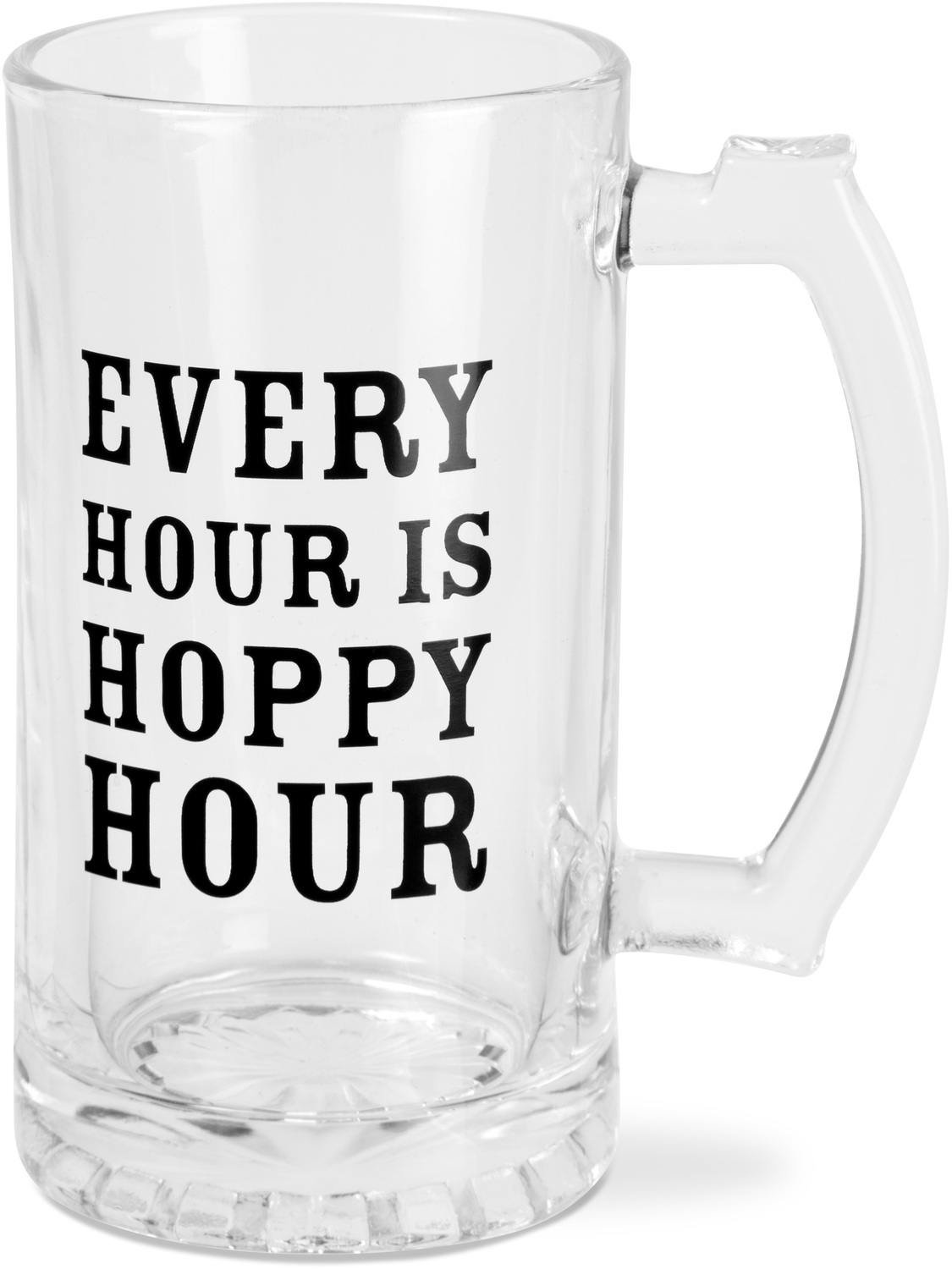 Hoppy Hour by Man Crafted - Hoppy Hour - 16 oz Beer Stein