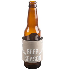 Beer Season by Man Crafted - Neoprene Slap Coozie