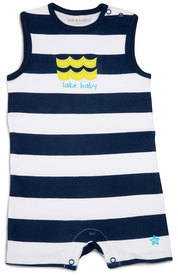 Lake Baby by We Baby - 12-24 Month Boy Romper