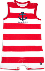 Boat Baby by We Baby - 12-24 Month Boy Romper