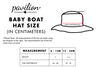 Boat Baby by We Baby - Size