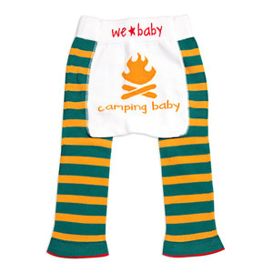 Camping Baby by We Baby - 6-12 Months Baby Leggings