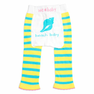 Beach Baby by We Baby - 6-12 Months Baby Leggings