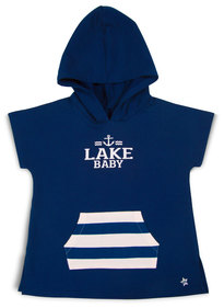 Lake by We Baby - Hooded French Terry Cover Up (2T-3T)