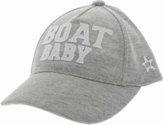 Boat by We Baby - Adjustable Toddler Hat (0-12 Months)