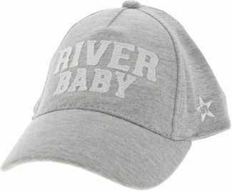 River Baby by We Baby - Adjustable Toddler Hat (0-12 Months)