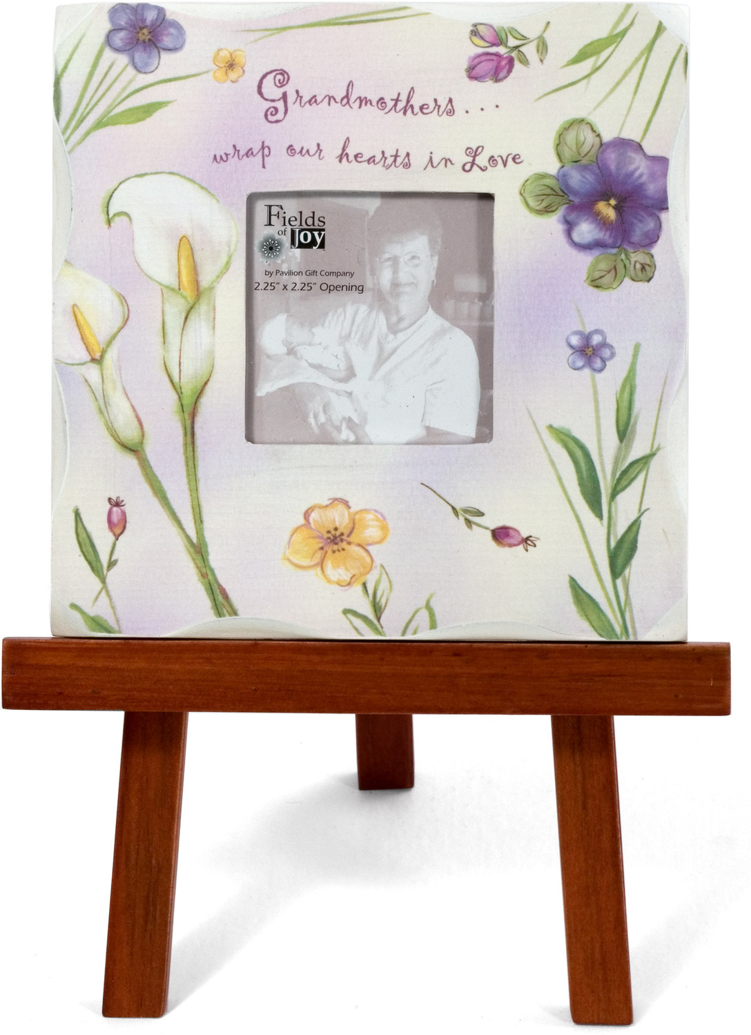 "Grandmother by Fields of Joy - Grandmother - 5.5""x5.5"" Mini Frame w/E"