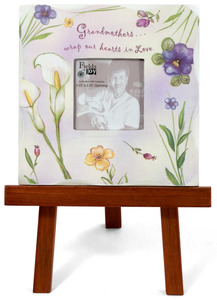 "Grandmother by Fields of Joy - 5.5""x5.5"" Mini Frame w/E"