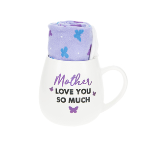 Mother by Warm & Toe-sty - 15.5 oz Mug and Sock Set