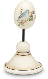 "Decorative Egg Finial by We Love - 6.25"" Egg Finial"