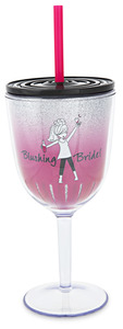 Blushing Bride by philoSophies - 13 oz. Wine Tumbler