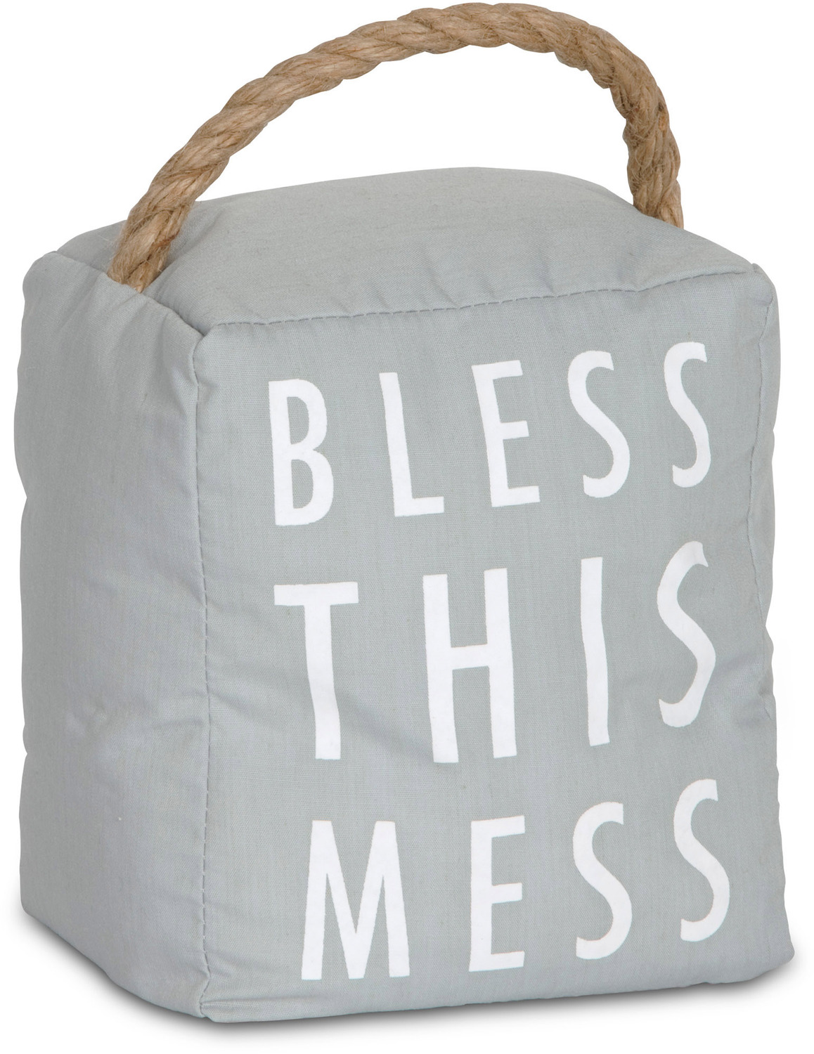 Bless this Mess by Open Door Decor - <em>Bless</em> - Simple & Functional Door Stopper -