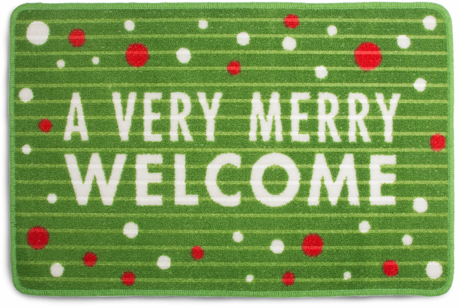 "Welcome by Open Door Decor - Welcome - 27.5"" x 17.75""   Floor Mat"