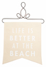At the Beach by Open Door Decor -