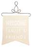Welcome by Open Door Decor -