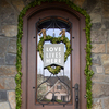 Love Lives Here by Open Door Decor - Scene
