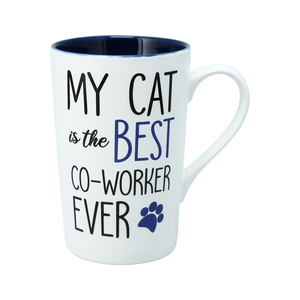 My Cat by Essentially Yours - 15 oz. Latte Cup
