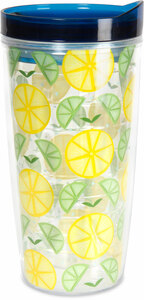 Main Squeeze by Livin' on the Wedge - 16oz Water Bottle