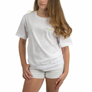 Keep Life Zesty by Livin' on the Wedge - S- 100% Cotton Soft Wash Unisex T-Shirt