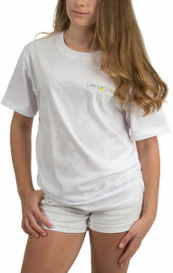 Keep Life Zesty by Livin' on the Wedge - L- 100% Cotton Soft Wash Unisex T-Shirt