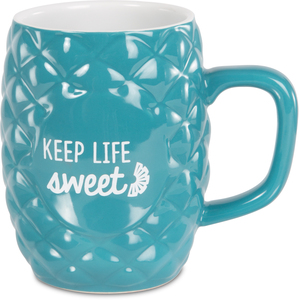 Sweet by Livin' on the Wedge - 18 oz Pineapple Mug